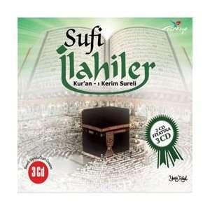 Sufi ilahiler / Kuran i Kerim Sureli (3 CD): Various