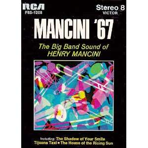 Mancini 67 The Big Band Sound of Henry Mancini (8 Track