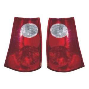 PAIR SET RIGHT & LEFT REAR/BACK TAIL LIGHTS TAILLIGHTS TAIL LAMPS SPOR