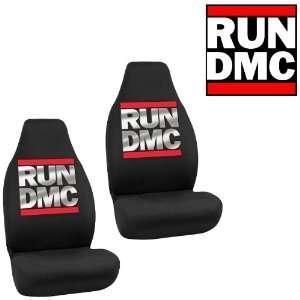Run DMC Rock n Ride Car Truck SUV Universal Fit Bucket Seat Covers