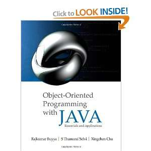 Object Oriented Programming with Java: Essentials and