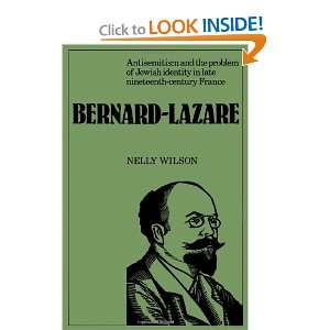 Bernard Lazare: Antisemitism and the Problems of Jewish Identity in