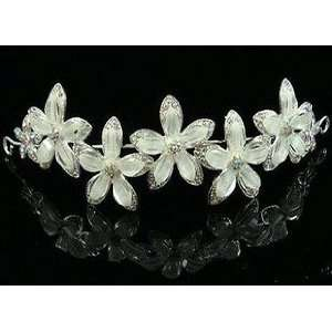 Bridal Bride / Flower Girl Crystal Tiara Comb