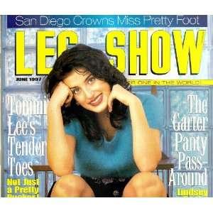 LEG SHOW JUNE 1997: LEG SHOW MAGAZINE: Books