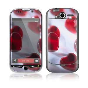 Whole lot of Love Decorative Skin Cover Decal Sticker for HTC My Touch