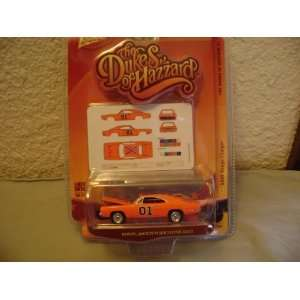 The Dukes of Hazzard R7 1969 Dodge Charger General Lee: Toys & Games