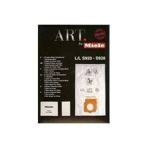 Miele Type L Intensive Clean Dustbags   Art by Miele S900