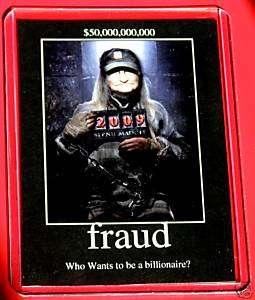 Bernie Madoff Ponzi Scheme Billion Dollar Fraud Magnet