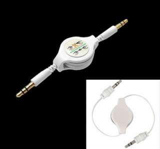 5MM INSTEN Car Audio AUX CABLE For iPod iPhone Zune