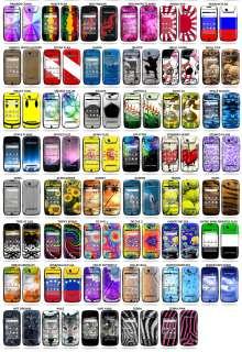 Skin Decal cover for T Mobile Sidekick 4G cell phone skins vinyl case