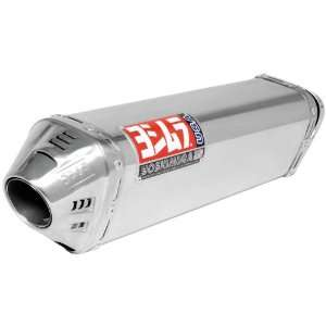 Yoshimura TRC Full Exhaust   Stainless Steel Muffler 1160007550