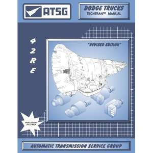Manual (1993 & Up) Automatic Transmission Service Group Books