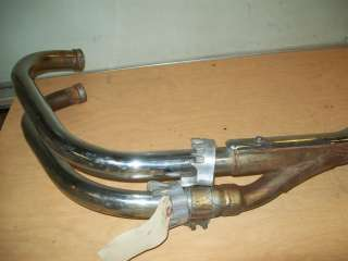 1979 HONDA CB750 CB 750 LEFT EXHAUST PIPES PIPE