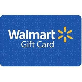 New, unused $100  Gift Card good at  and SamsClub.
