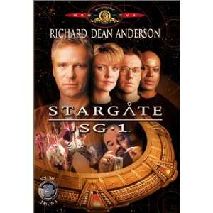 Stargate SG 1 Season 3, Vol. 4 Richard Dean Anderson