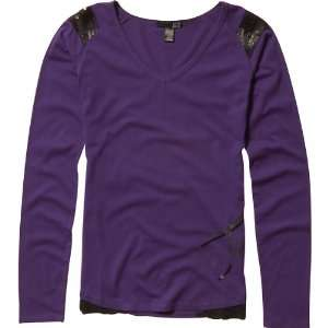 Fox Racing Star Top Girls Long Sleeve Casual Wear Shirt