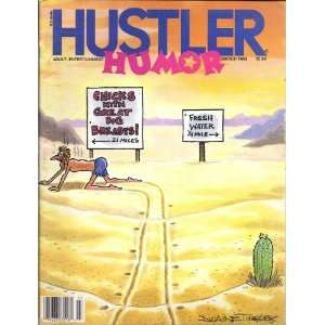 HUSTLER HUMOR (MARCH 1994): HUSTLER HUMOR MAGAZINE: Books