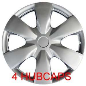 15 SET OF 4 HUBCAPS TOYOTA Yaris WHEEL COVERS DESIGN ARE