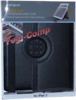 Bluetooth Wireless Keyboard & Case Stand for iPad 2 NEW