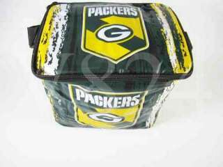 NLF Green Bay Packers Ice Chest Lunch Box Cooler Bag