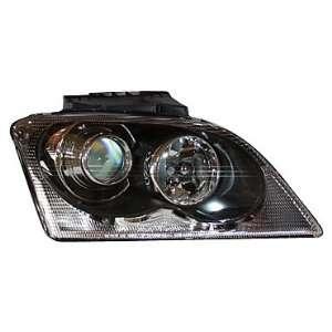 TYC 20 6495 00 Chrysler Pacifica Passenger Side Headlight