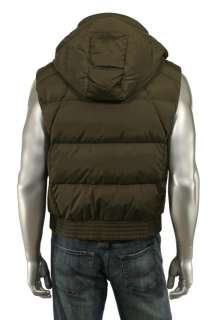 Ralph Lauren Black Label Down Vest Jacket XL New $595