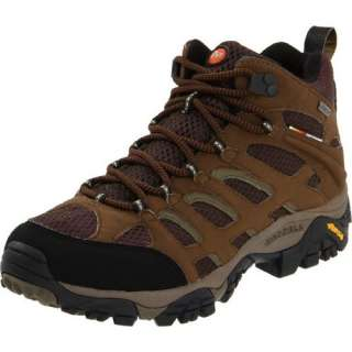 Merrell Mens Moab Mid Gore Tex XCR Shoes