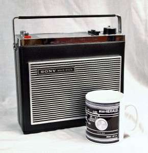 SONY TFM 8030L 3 BAND VINTAGE RADIO. HIGH QUALITY & GREAT SOUND