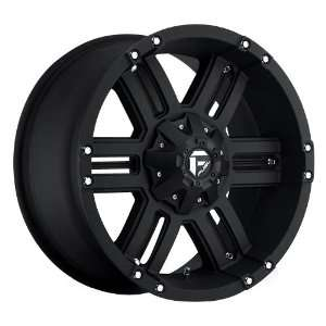 Fuel Gauge Black Wheel (18x9/5x4.75) Automotive