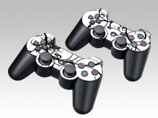 Many Design Sticker Skin Cover For Sony PS3 Controller