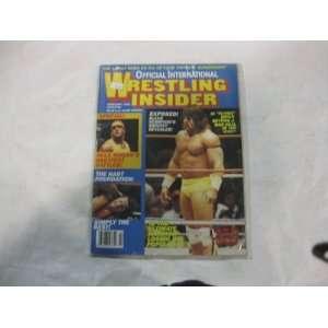 Official International Wrestling Insider Magazine February