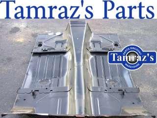 1967 1968 1969 Camaro & Firebird Complete Floor Pan 67