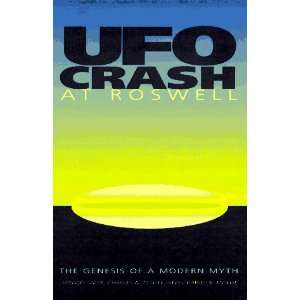 UFO CRASH AT ROSWELL (9781560987512) SALER BENSON Books