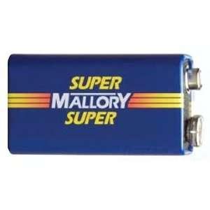 Duracell Super Heavy Duty 9 Volt Battery Bulk   Model