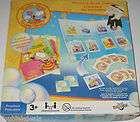 Disney Little Einsteins Memory Book Game No Reading New