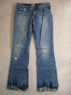AUTHENTIC! LUCKY BRAND womens BLUE JEANS sz 8/29 Limited Edition