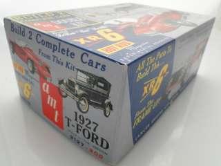 1927 T FORD XR 6 HOT ROD ROADSTER AMT MODEL VINTAGE
