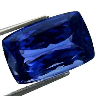 34ct Huge World Rarest 100%Natural Earth Mined DBlock AAA Deep Blue