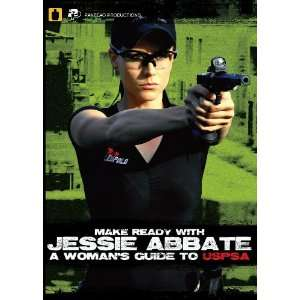 Ready with Jessie Abbate a Womans Guide to USPSA DVD: Jessie Abbate