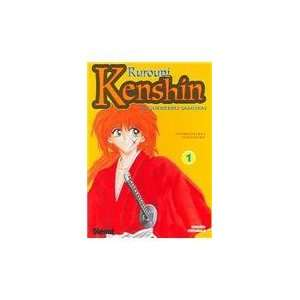 : Rurouni Kenshin 1 El guerrero samurai/ The Samurai Warrior (Spanish