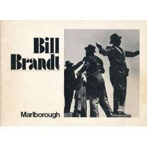 March 27 April 17, 1976, Marlborough Gallery, Inc Bill Brandt Books