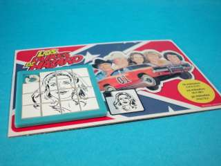 DUKES OF HAZZARD * DAISY * CATHERINE BACH SLIDE PUZZLE