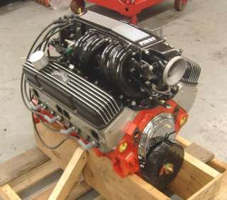 Turnkey Chevy Retro Tpi Fuel Injected Crate Engine on Chevy 383 Fuel Injected Crate Engine