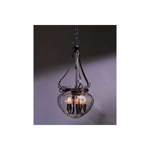 Acharn Foyer Pendant With Water Glass   Large by Hubbardton Forge