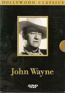 JOHN WAYNE HOLLYWOOD CLASSICS 2 DVD SET 018111904698