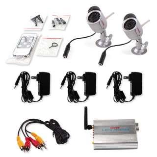 KARE Wireless Video Audio Security Camera System 8M IR 100M 2.4GHz