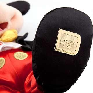 Disney Magic Kingdom 40th Anniversary Mickey Mouse Plush Toy 10 H