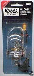 6245BA Motorcycle/Snowmobile Light Bulb (1) 12V  45/45W
