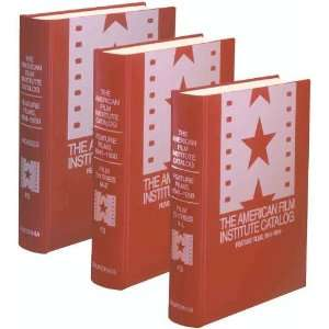 Afi American Film Institute Catalog of Motion Pictures Produced in