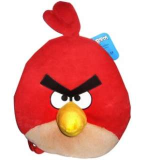 Angry Birds Plush 12 Backpack Red Bird *New*
